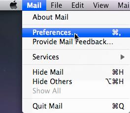 Mac Mail Configuration Vmail Messaging Services Vanderbilt