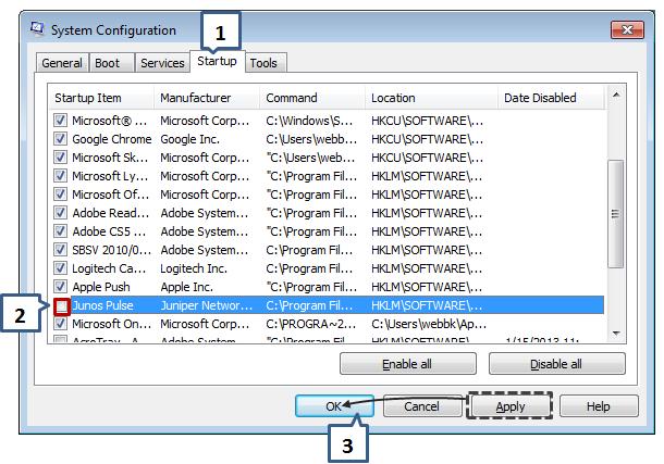 SSL VPN Pulse Secure for Windows | Remote Access | Network Access