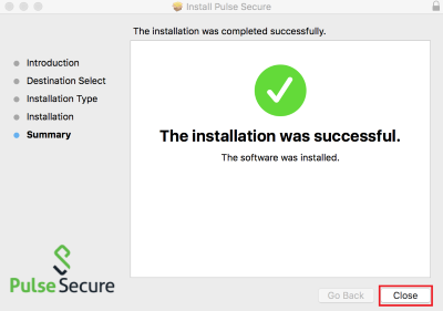 SSL VPN Pulse Secure for MacOS | Remote Access | Secure