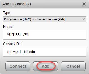 SSL VPN Pulse Secure for Windows | Remote Access | Network